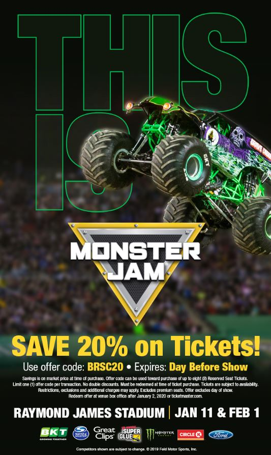 FELD Entertainment and BRSC - Monster Jam